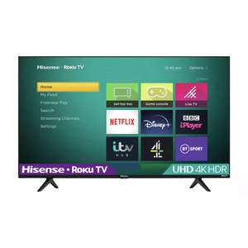 Hisense Roku 65 Inch R65A7200UK Smart 4K HDR LED Freeview TV £449 delivered @ Argos