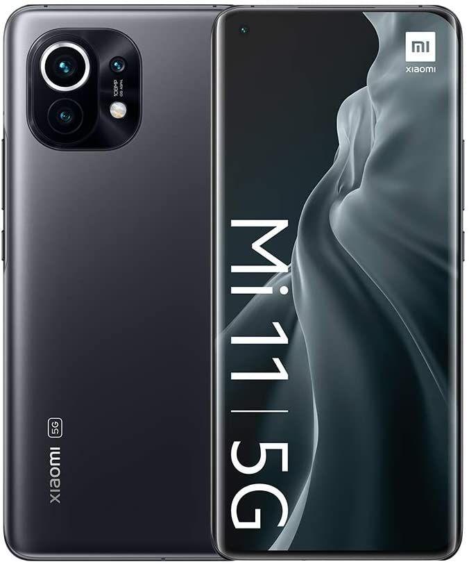 Xiaomi Mi 11 5G 128GB Smartphone + Headphones incl. Postage £631.81 @ Amazon Germany