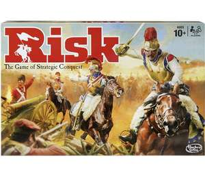 Hasbro Gaming Risk Game Board £14.65 @ Amazon Fresh - £3.99 delivery fee under £40 order
