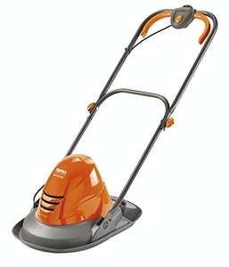 Flymo Turbo Lite 250 Electric Hover Lawn Mower – 1400 W, 25 cm Cutting Width, Ambidextrous Handles, Folds Flat - £60 @ Amazon