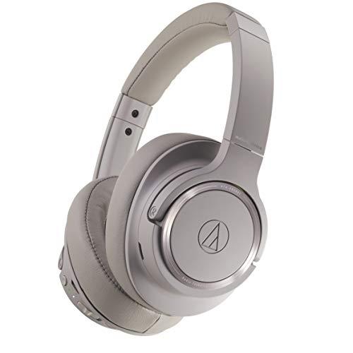 Audio-Technica ATH-SR50BT Wireless Over-Ear Headphones - £107.58 @ Amazon