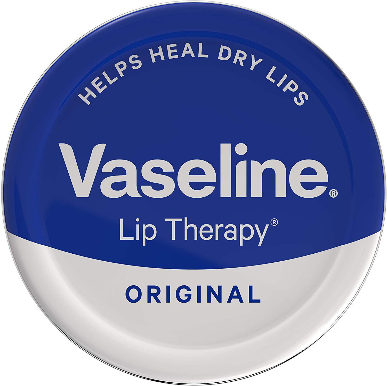 Vaseline Original Lip Therapy 20g 79p @ B&M Small Heath