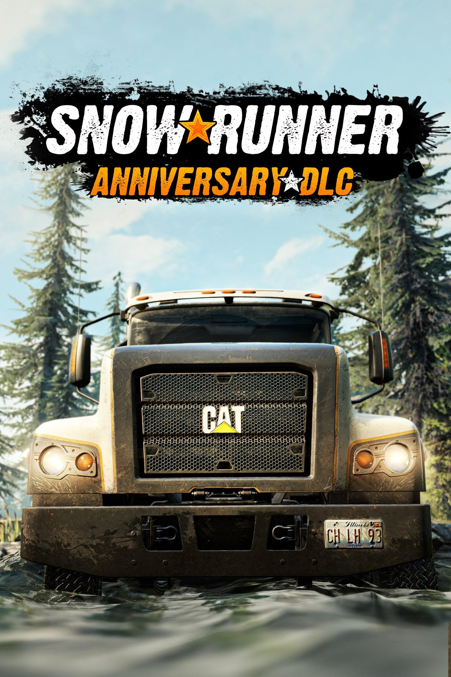 SnowRunner - Anniversary DLC Xbox Free at Microsoft Store