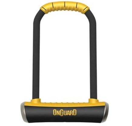 On-Guard Brute LS-8000 Keyed Shackle Bike Lock Black 11.5 x 26.0cm £20.44 Amazon