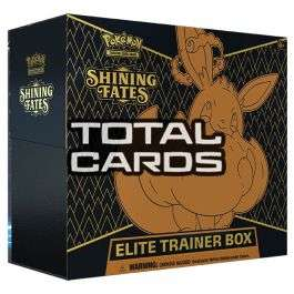 Pokemon TCG Shining Fates Elite Trainer Box £39.95 delivered at Total Cards (UK Mainland)