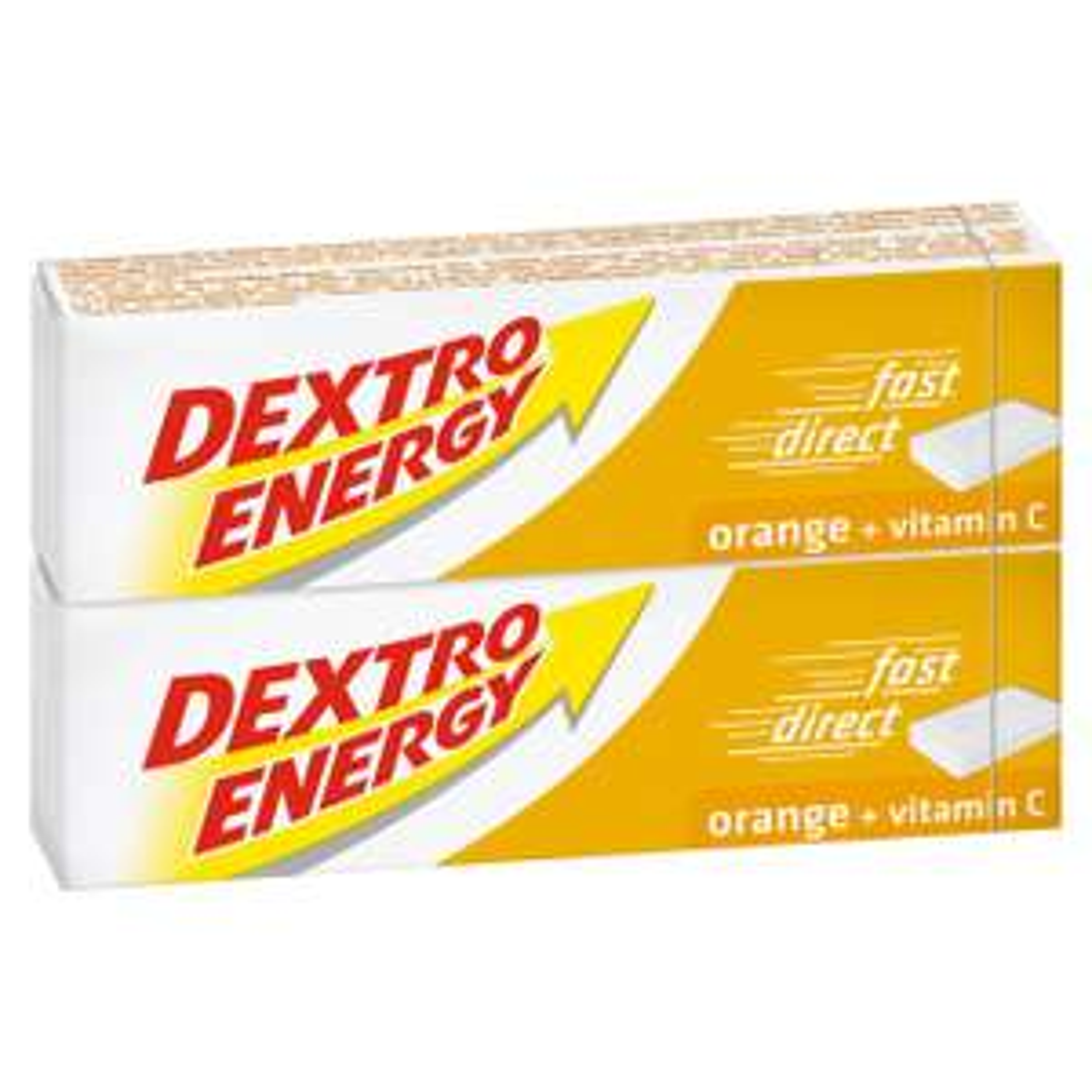 2X Twin Packs Dextro Orange Energy Tablets 40p / Blackcurrant 54p (Minimum basket charge applies) @ Ocado