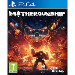 Mothergunship (PS4) £3.95 delivered at The Game Collection