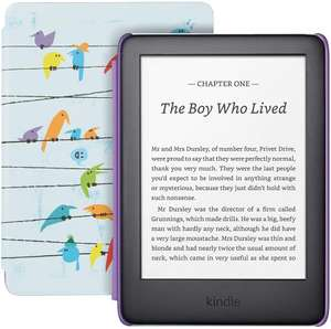 Kindle Kids Edition (10th generation) eReader with Rainbow Birds cover - £64.99 @ Amazon Treasure Truck