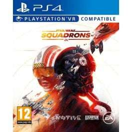 Star Wars Squadrons (PS4) - £13.95 @ The Game Collection