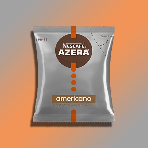 Bulk Special Nescafe Azera Americano Instant Coffee Sachets 50 x 18g (900g) - £12 (BBE July 2021) @ Yankee Bundles