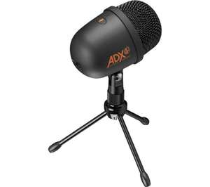 ADX Firecast A01 Microphone Black £19.99 @ Currys PC World