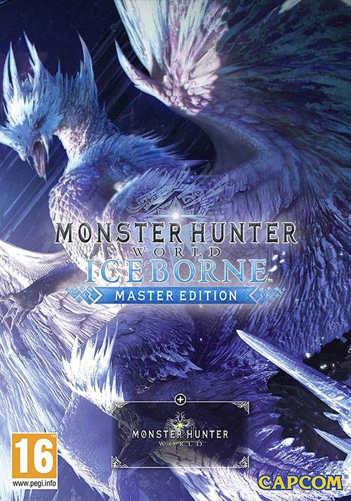 (Steam) Monster Hunter World Master Edition - £9.17 at Gamesplanet