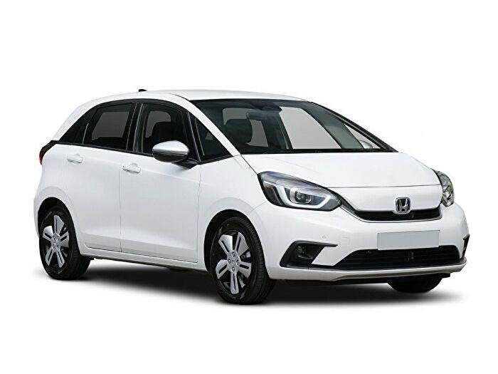 Honda Jazz Hatchback 1.5 I-MMD Hybrid SE 5dr ECVT Via what car 6+35 £143.96 pm Total £5902.36 at What Car? Leasing
