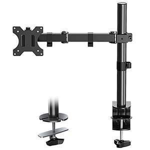 Amazon Brand – Eono Single Monitor Arm - £10.62 @ Sold by Hingear-Direct and Fulfilled by Amazon.