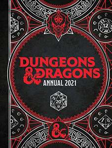 Dungeons and Dragons Annual 2021 £4.17 Prime (+4.49 Non Prime) @ Amazon