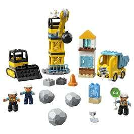 LEGO DUPLO Wrecking Ball Demolition Construction Set £39.60 with code From Hamleys