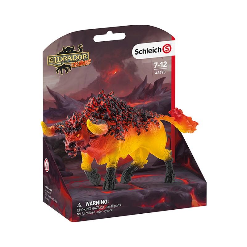 Schleich Eldrador Fire Bull £4.99 (with Prime) / £9.48 Non Prime @ Amazon