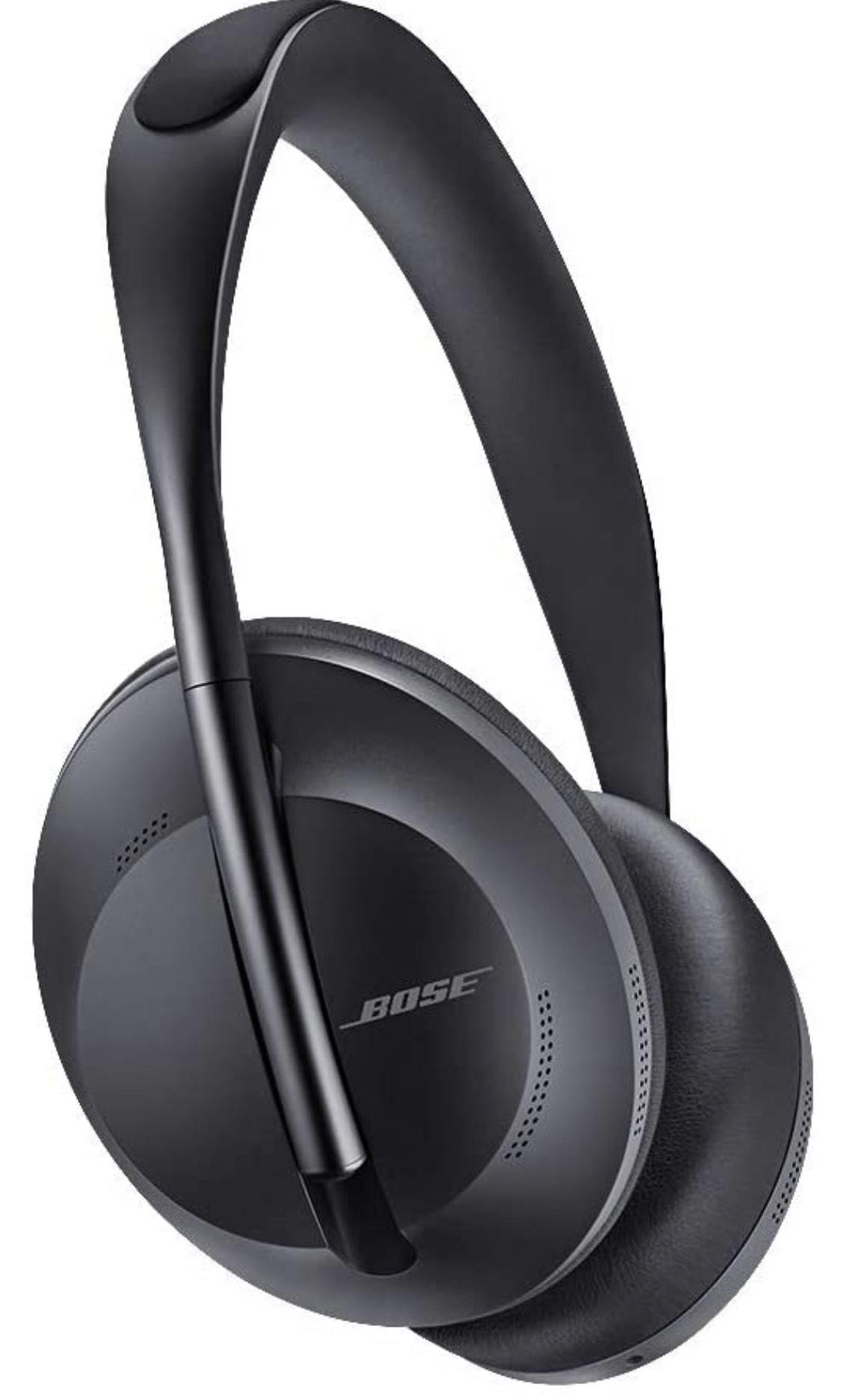 Bose Headphones 700 Noise Cancelling Wireless Bluetooth Headphones (black) inc. 2yr warranty - £229 @ Amazon