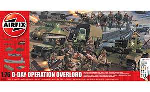 Airfix A50162A D-Day 75th Anniversary Operation Overlord Gift Set £46.96 @ Amazon