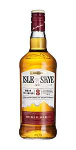 Isle of Skye 40% Vol Blended Scotch Whisky 8 Year Old, 70 cl £14.04(+£4.49 NP) @ Amazon