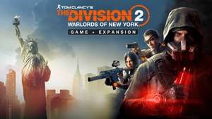 The Division 2 - Warlords of New York Edition £4.99 with voucher / £14.99 @ Epic Games