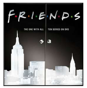 Friends: The Complete Series DVD used - £7.52 @ musicmagpie / ebay