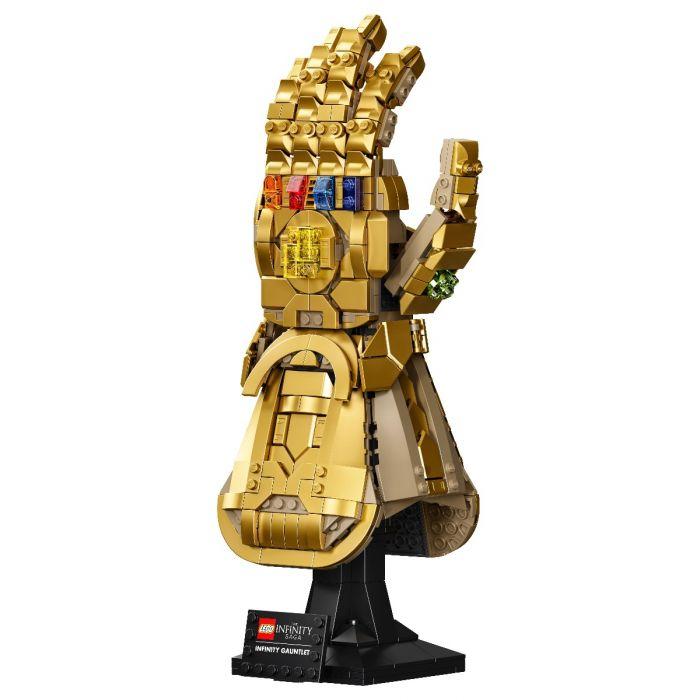 LEGO 76191 Marvel Infinity Gauntlet Building Set £55 delivered @ Starling Toys