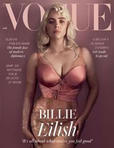 Three issues of British Vogue for £1 @ Vogue