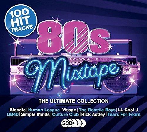 80s Mixtape - The Ultimate Collection [5 CD] - 100 tracks - £3.37 delivered @ Rarewaves