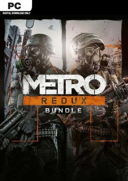 [Steam] Metro Redux Bundle (Metro 2033 Redux & Metro First Light Redux) £5.39 @ CDKeys