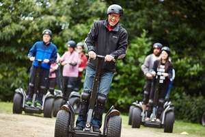 2 for 1 60 Minute Segway Experience £19 with code - Ecoupon - That's £9.50 each @ BuyAGift