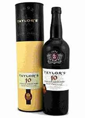 Taylors Port 10 Year Old Port 75 cl £9.99 prime / £14.98 non prime @ Amazon
