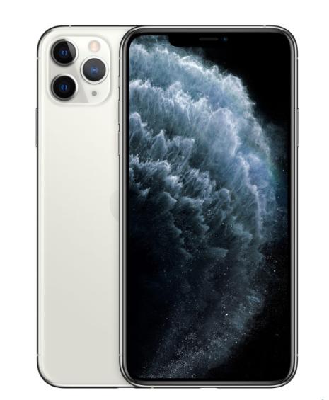 Apple iPhone 11 Pro Max 256GB in Silver £700 - Like new @ ElekDirect