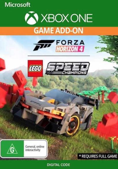 Dlc Forza horizon lego speed championship £6.79 @ CD Keys