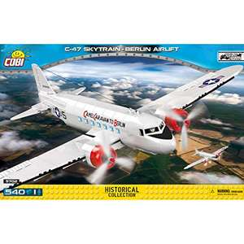 COBI 5702 C-47 Skytrain construction set £27.13 @ Amazon