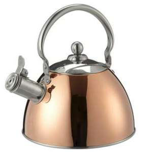 Sainsbury's Collection Pyramid Kettle Copper - £2.10 instore @ Sainsbury's Cheadle, Greater Manchester