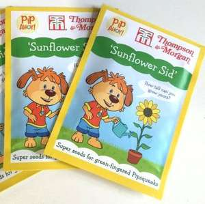 Free Sunflower Seeds (Just fill in your details) @ Togethertv
