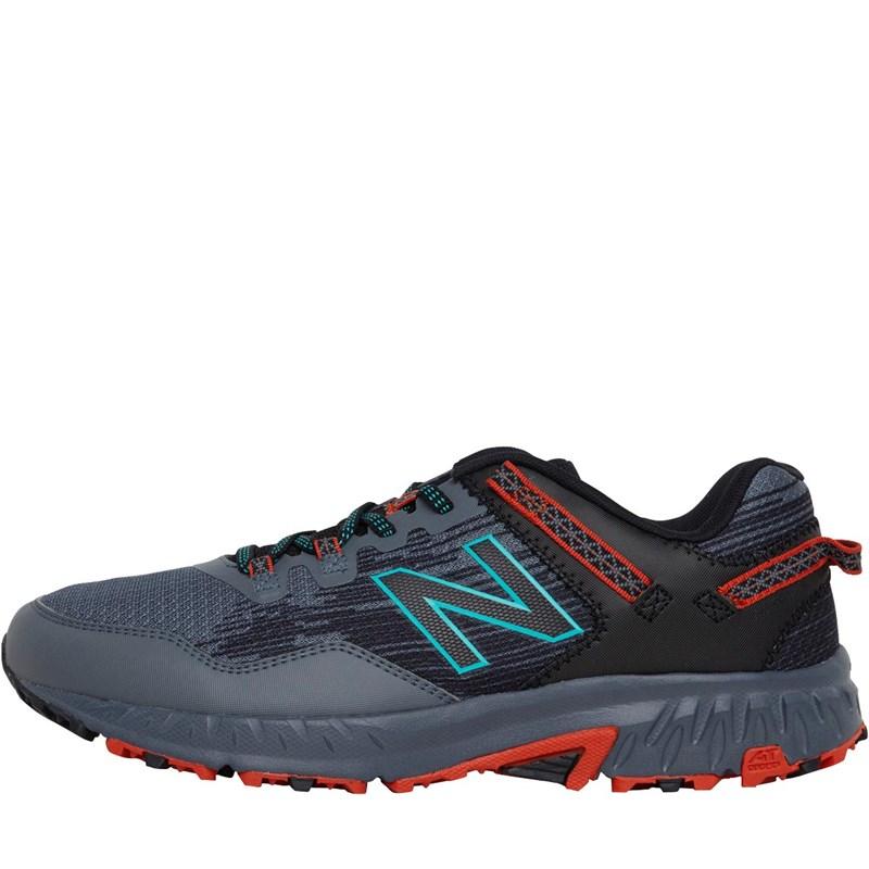New Balance Mens MT410 Trail Running Shoes Black - £29.99 / £34.98 delivered 13% TCB @ MandM Direct