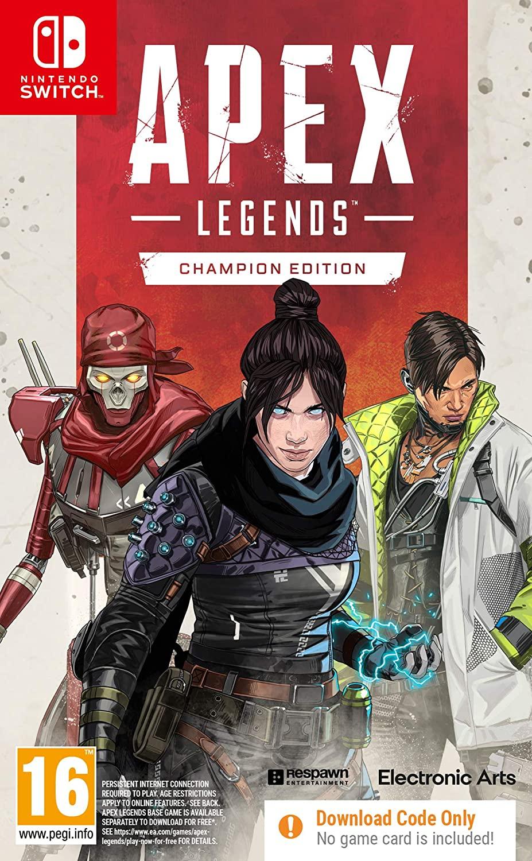 Apex Legends Champions Edition (Nintendo Switch) £9.99 delivered @ Monster-shop