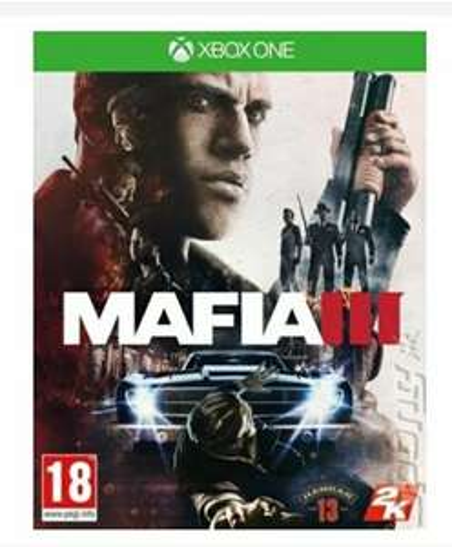Mafia 3 Xbox One - £4.49 delivered @ Music Magpie
