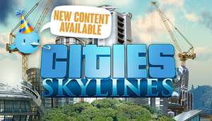 Free to Play (PC/Steam) Cities: Skylines at Steam