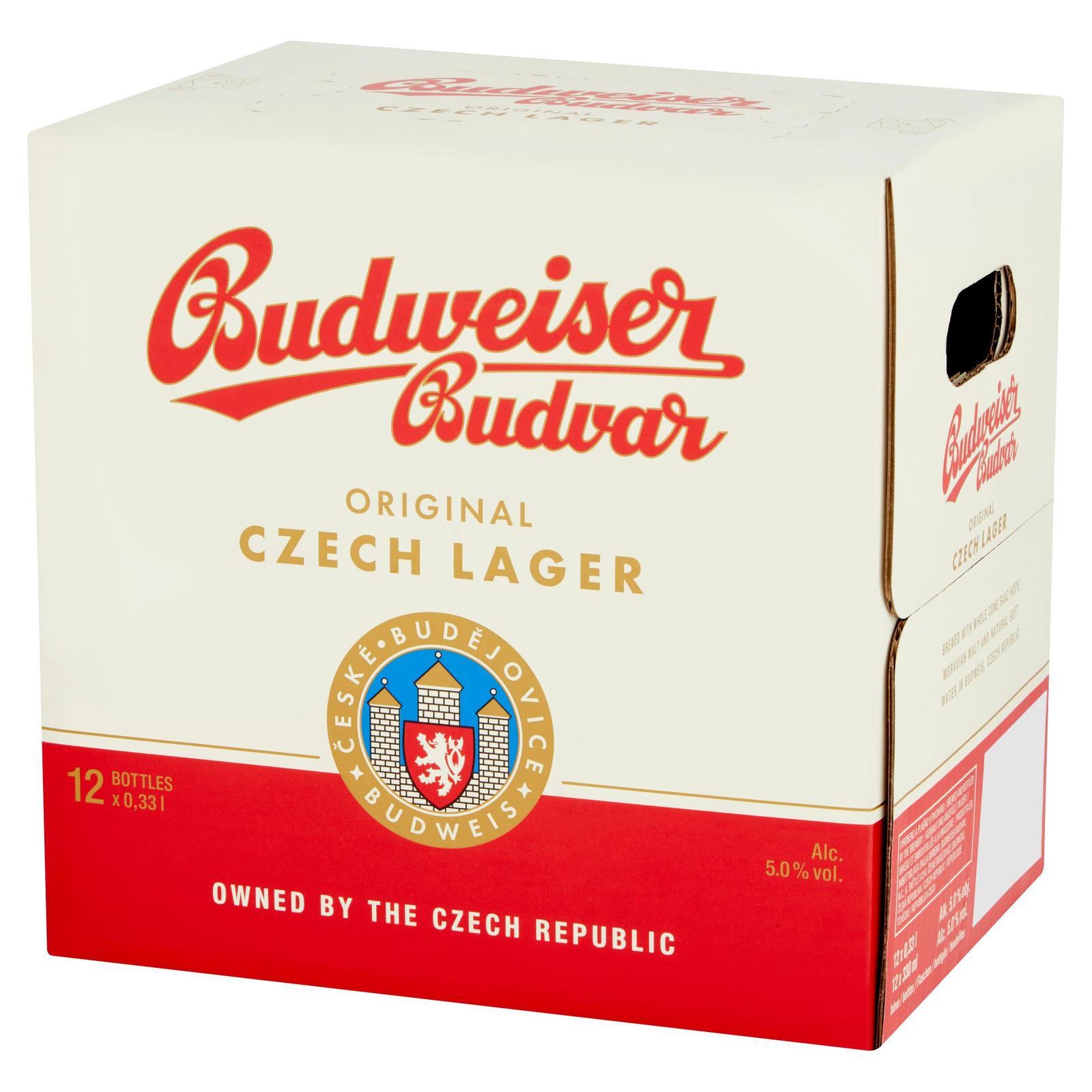 Budweiser Budvar 12 x 330ml - £11.99 instore @ Aldi, Leicestershire