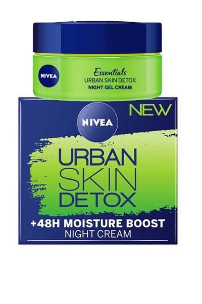 Nivea Urban Detox Night gel cream 99p @ Sams 99p Stores (Slough)