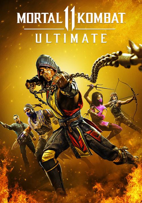 Mortal Kombat 11 Ultimate PC Steam + free game Call Of Juarez £19.99 @ Gamesplanet