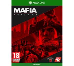 [Xbox One] Mafia Trilogy - £19.97 delivered @ Currys PC World
