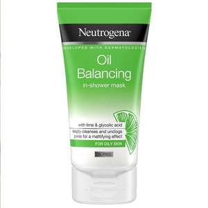 Neutrogena In shower clay mask and Hydrating Mist £1 at Sam 99p Store (Slough)