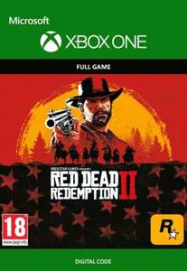 Red Dead Redemption 2 (Xbox One) Xbox Live Key £23.47 at Eneba / Cod Boutique