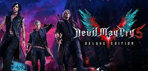 Devil May Cry 5 - Deluxe Edition [Steam] £16.25 @ Gamesplanet (use code)