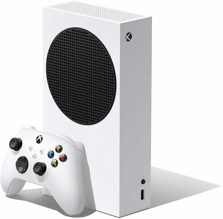 Microsoft Xbox Series S 512GB Console £236.55 (with code) at ebay / bartlettshifi