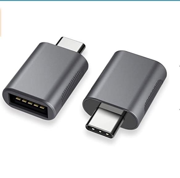 nonda USB Type-C to USB Adapter (2 Pack) £4.19 @ Amazon (+£2.99 non Prime, free c&c)